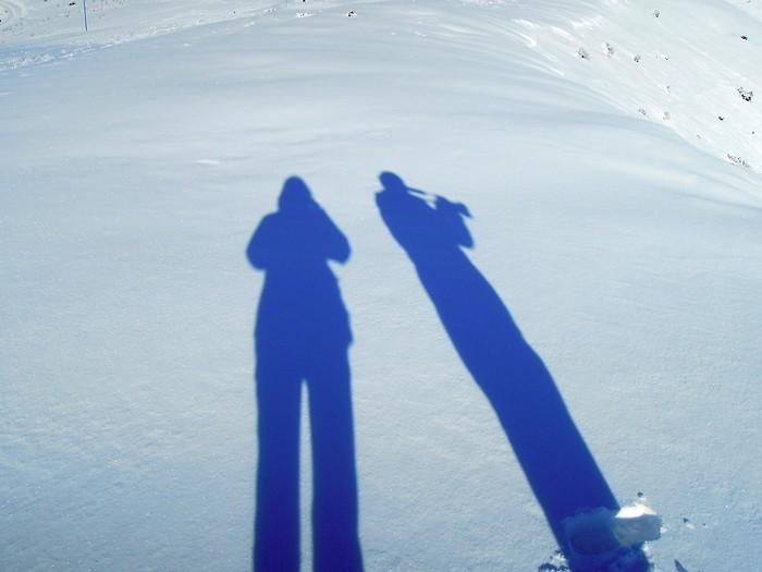 Hautacam: ses photographes de neige...