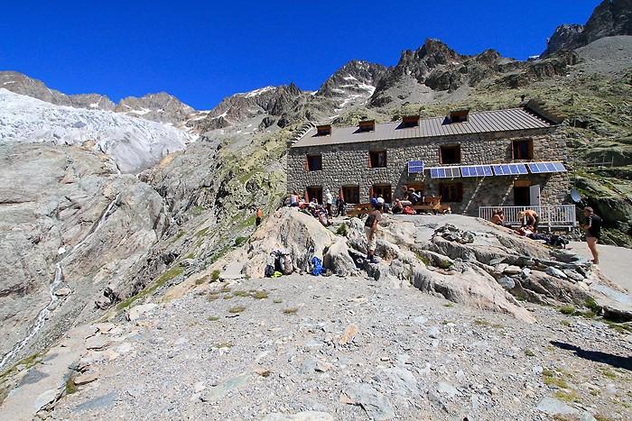 Refuge du Glacier Blanc