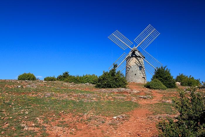 Moulin de Rédounel