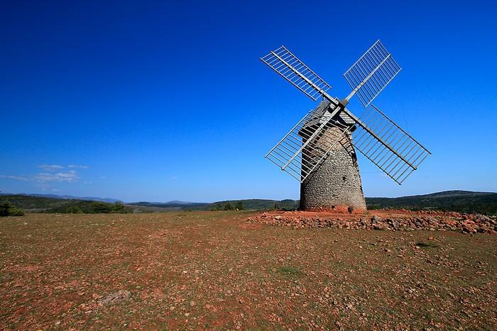 Randonnée au moulin de Rédounel
