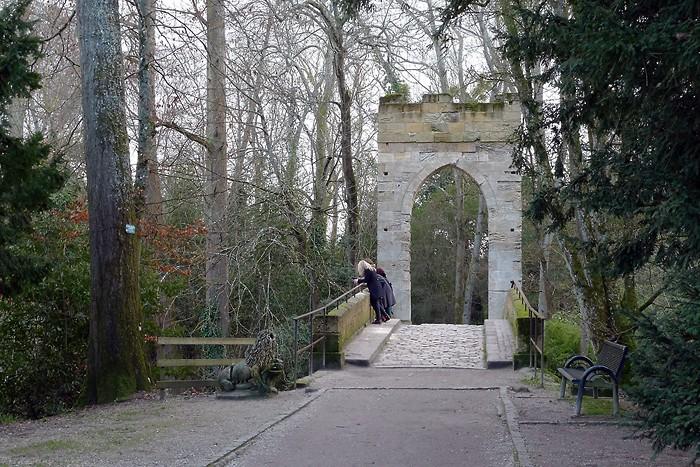 Balade dans le parc de Bourran 2