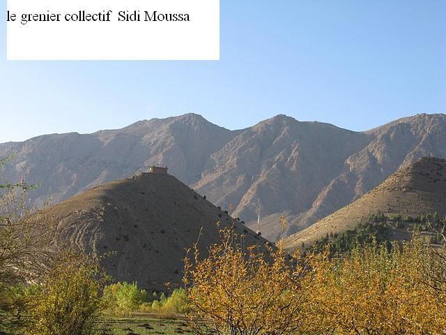 Randonnée pédestre : Trekking et Randonnée dans la vallée d'ait Bougmez