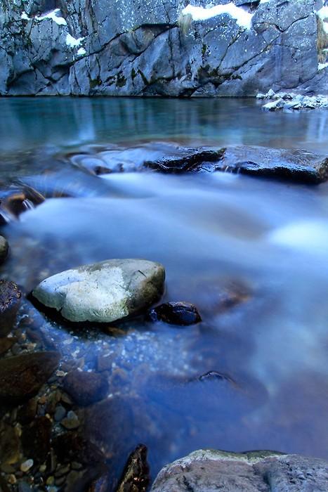 Rivière entre Gèdre et Gavarnie