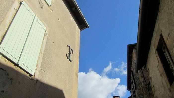 Sainte Eulalie d'Olt: Plus Beaux Village de France