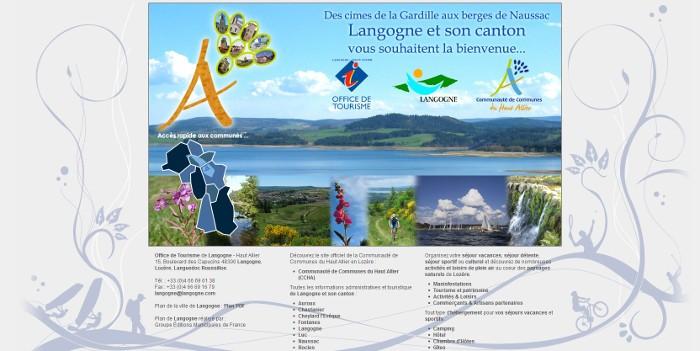 Randonnée pédestre : Parcours historique de Langogne