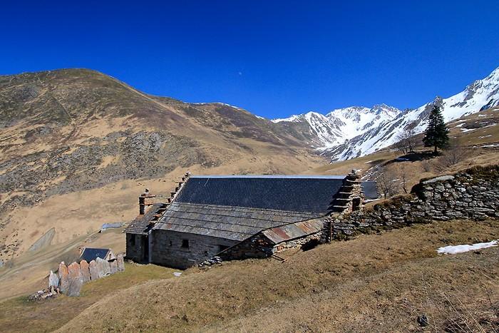 VTT entre Luz et la vallée d'Astes