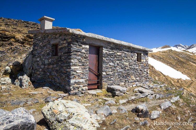 Cabane de Bachebirou