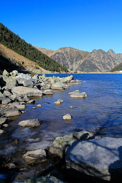 Balade au lac de Gaube dans les Pyrénées