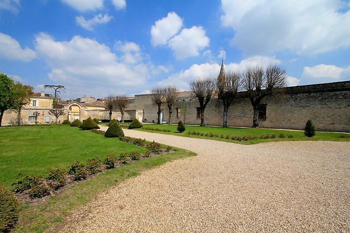 Balade dans Bourg-sur-Gironde