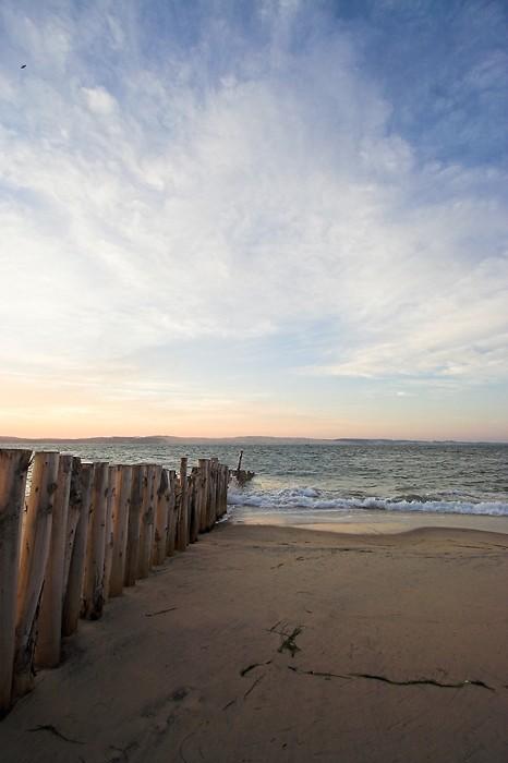 Pointe du Cap-Ferret en Gironde