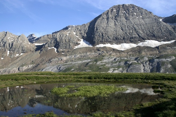 Vue depuis le Col de Tentes