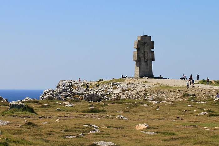 Monument aux Bretons de la France libre ou Croix de Pen-Hir