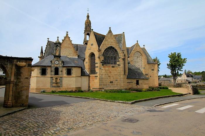 Eglise du Faou