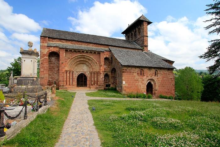 Eglise de Perse à Espalion