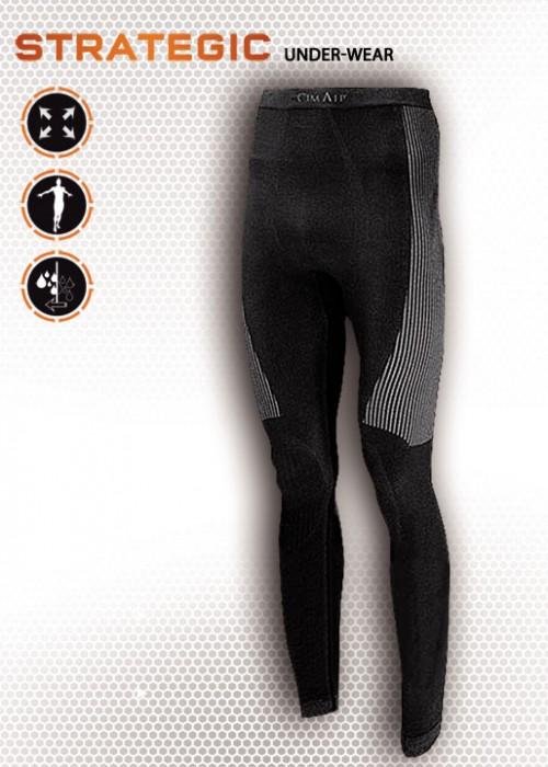 Cimalp caleçon anatomique & thermique noir