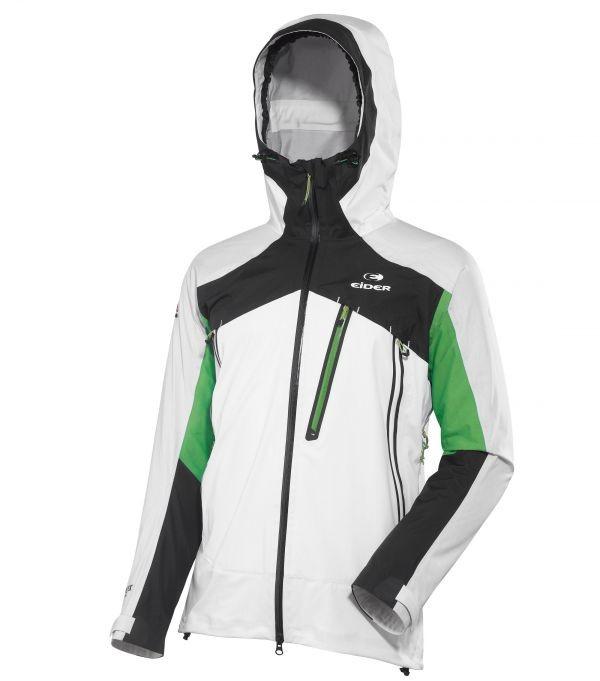 Eider Target Jacket M Blanc