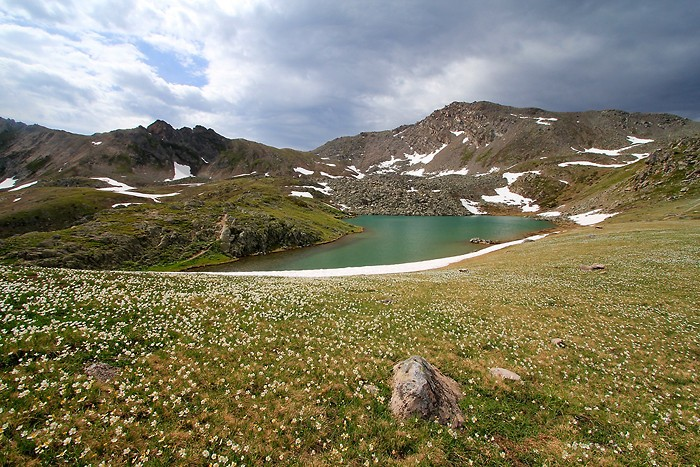 Randonn&eacute;e au Grand Lac de l'Oule