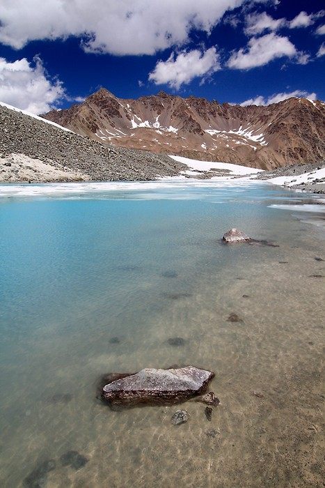 Lac du Glacier d'Arsine