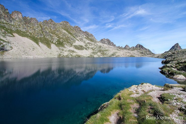 Randonnée au Grand Lac d'Ardiden depuis Aynis