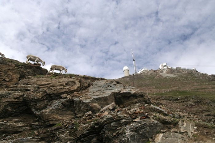 Montée au Pic du Midi de Bigorre par le Tourmalet