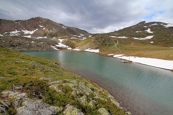 Randonnée au Grand Lac de l'Oule