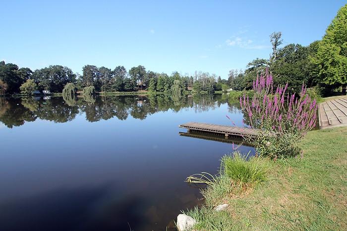 Lac de Christus à Dax