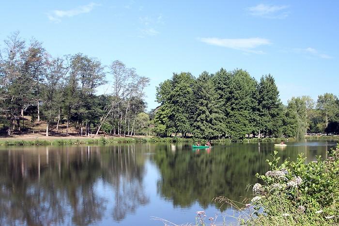 Canöé sur le lac de Christus