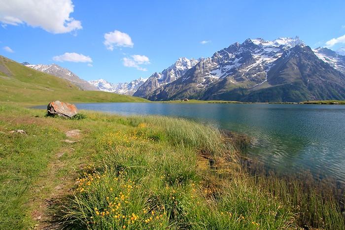 Balade autour du lac du Pontet