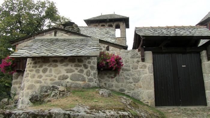 Le village de Bez Bédène