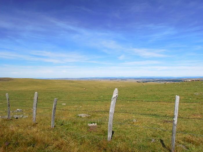 L'Aubrac : vaste terre calme, sublime et désert