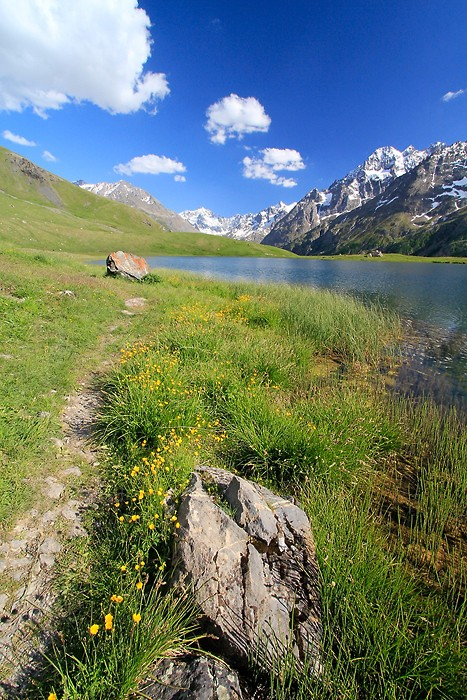 Balade au lac du Pontet