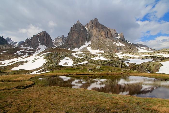 Randonn�e dans les Hautes-Alpes