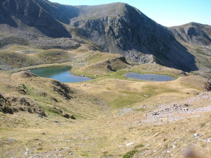 Lacs de Prals