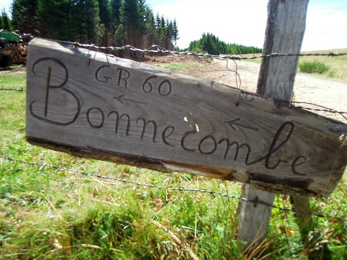 GR 60 par le Col de Bonnecombe, Aubrac, Lozère