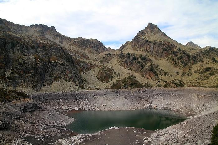 Randonnée au lac du Campana