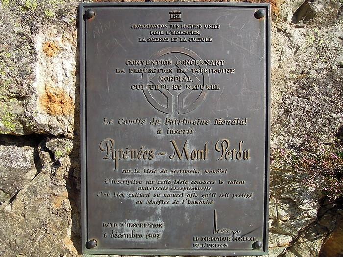 Pyrénées, Mont Perdu, randonnée