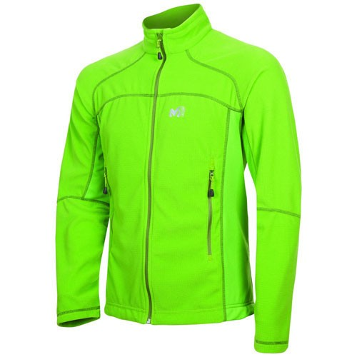 Veste polaire Millet Vector Grid Greenery