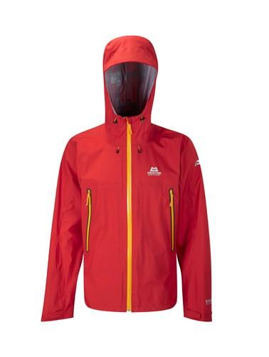 Vestes de montagne Mountain Equipment Firefox jacket rouge