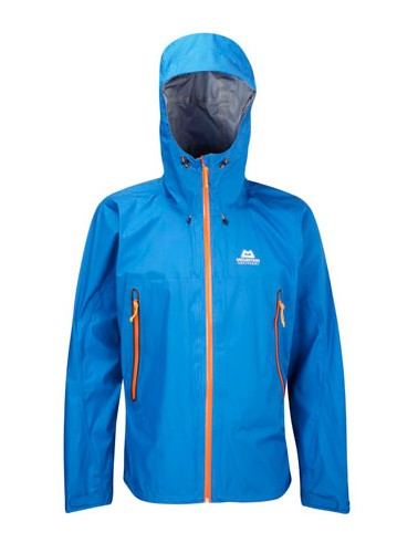 Vestes de montagne Mountain Equipment Firefox jacket bleue