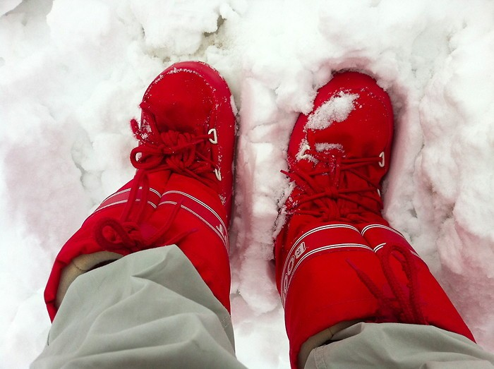 Tenir ses pieds bien au chaud : une vraie nécessité par ce temps