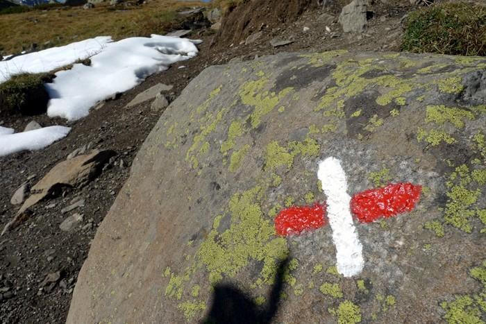 GR 57 : chemin de Grande Randonnée, Alpes, Vallée de la Clarée