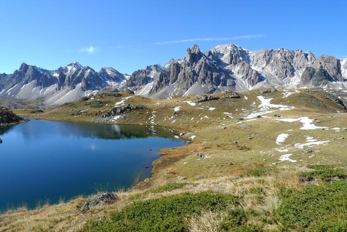 Randonnée au Lac Long, Vallée de la Clarée, Alpes