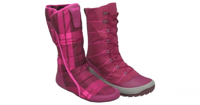 Chaussures Teva Jordanelle et son chausson