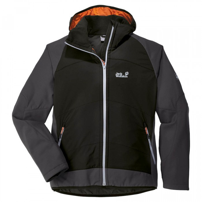 Veste softshell Jack Wolfskin Compound Jacket Homme