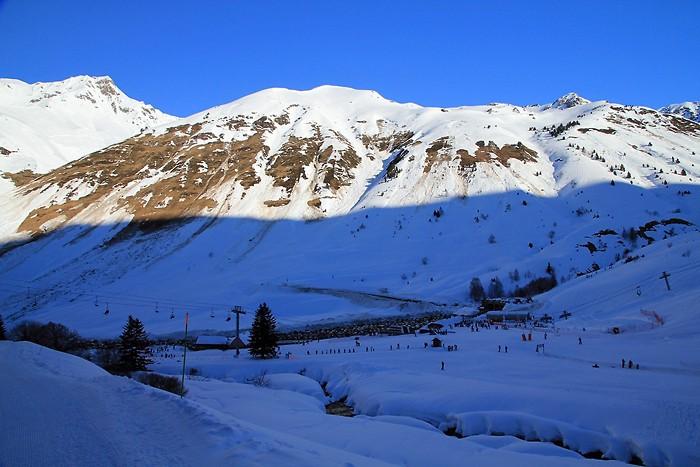 Randonnée raquettes : Randonnée en raquettes à neige depuis Tournaboup