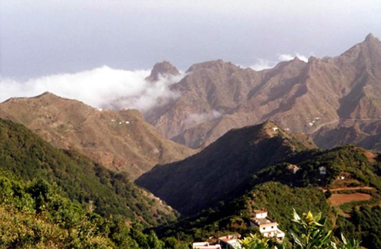 Randonnée pédestre : Découverte de l'île de Ténérife