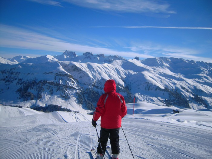 Ski en Beaufortain