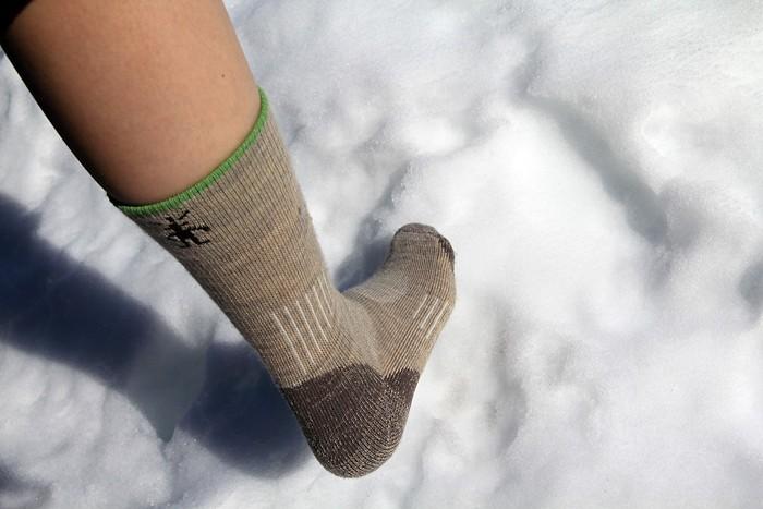 Chaussettes de randonnée Smartwool Adrenaline Hiking