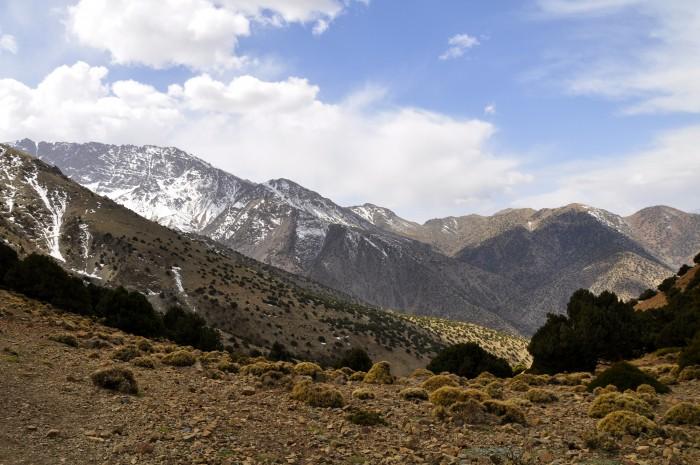Trekking au Maroc , trek au toubkal & parc national du toubkal
