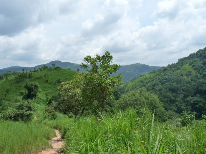 Trekking : Trekking au Ghana
